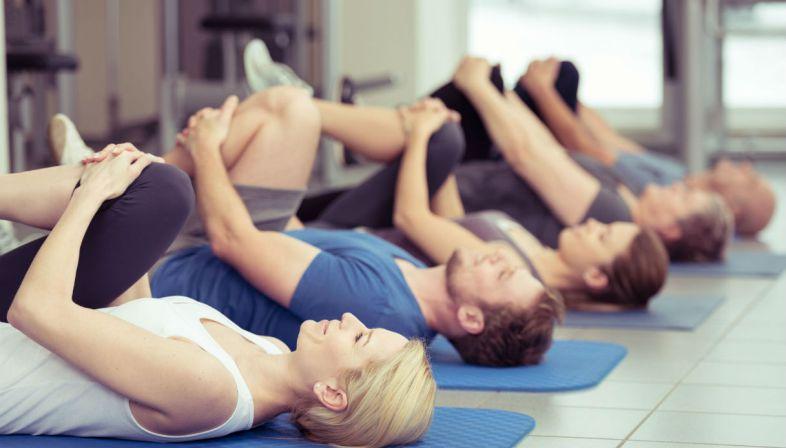 ginnastica-dolce-esercizi Cosa è la ginnastica dolce ?