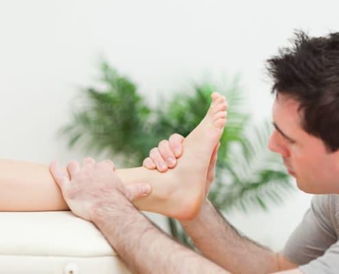 Spina Calcaneare fisioterapista