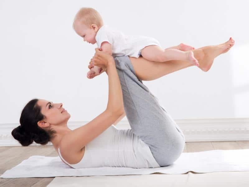 esercizi-post-gravidanza Pavimento Pelvico Gravidanza: esercizi per la sua tonicità