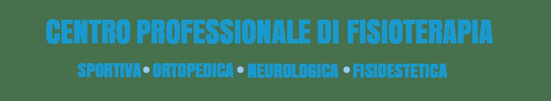 scritta Fisioterapia Napoli