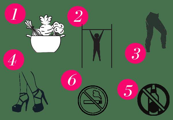 abitudini-per-prevenire-la-cellulite Come curare la cellulite