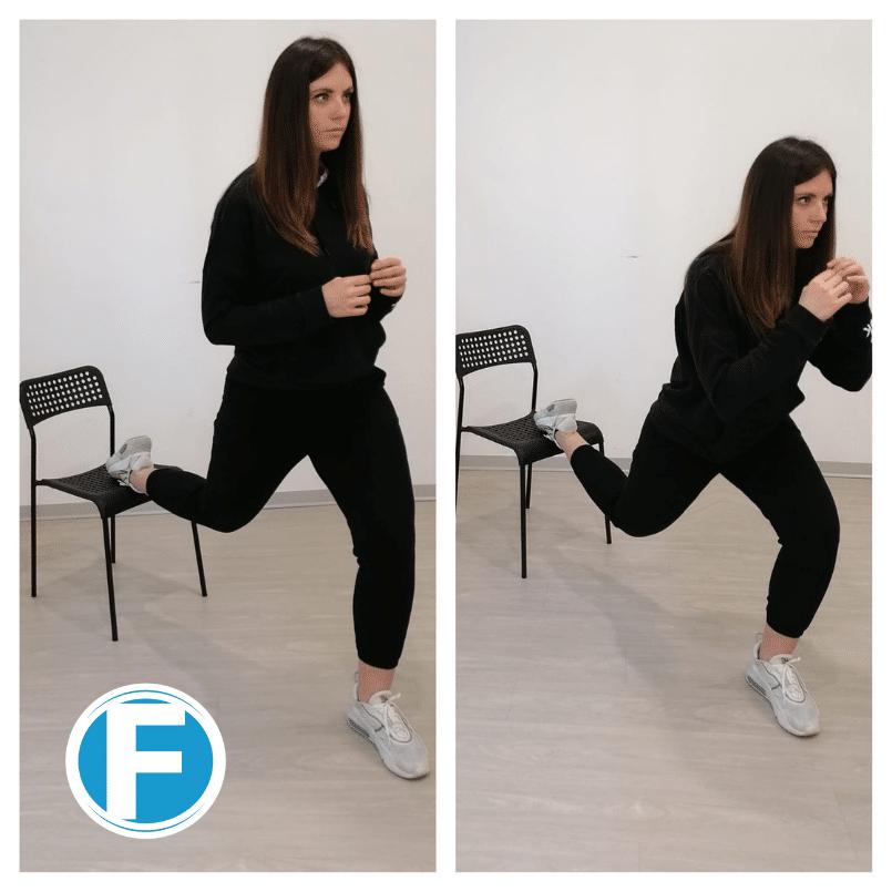 affondo-bulgaro Gli esercizi anticellulite