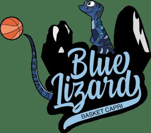 logo-BLUELIZARD-Basket-Capri Fisioterapia Napoli
